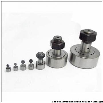 MCGILL MCF 80 SBX  Cam Follower and Track Roller - Stud Type