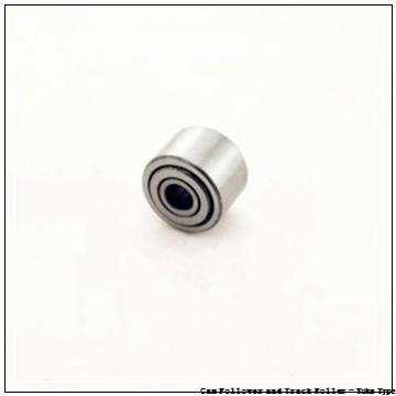 INA LR608-2RSR  Cam Follower and Track Roller - Yoke Type