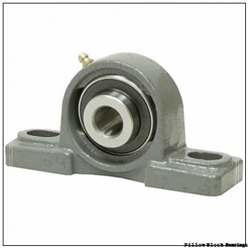 2.688 Inch | 68.275 Millimeter x 3.063 Inch | 77.8 Millimeter x 3.5 Inch | 88.9 Millimeter  SEALMASTER MP-43  Pillow Block Bearings