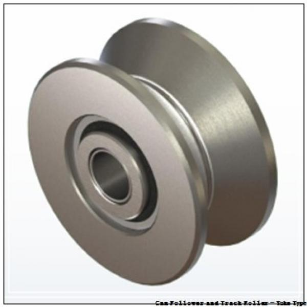RBC BEARINGS CRBY 1 5/8  Cam Follower and Track Roller - Yoke Type #3 image