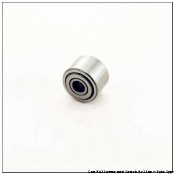 RBC BEARINGS CRBY 2  Cam Follower and Track Roller - Yoke Type #1 image