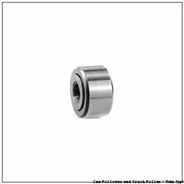 INA NA2208-X-2RSR  Cam Follower and Track Roller - Yoke Type #3 image